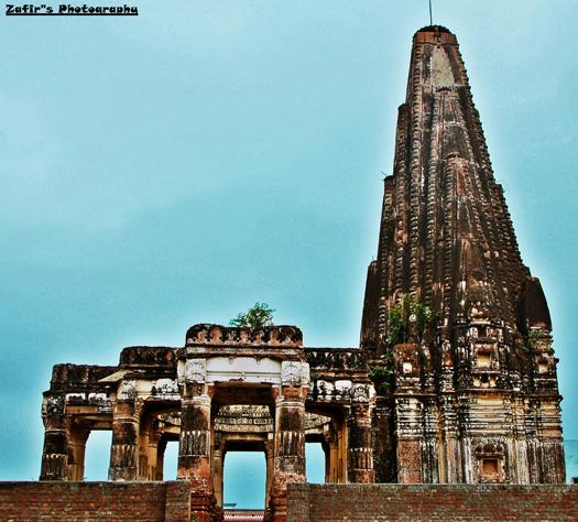 Shawala Teja Singh Hindu temple – Sialkot