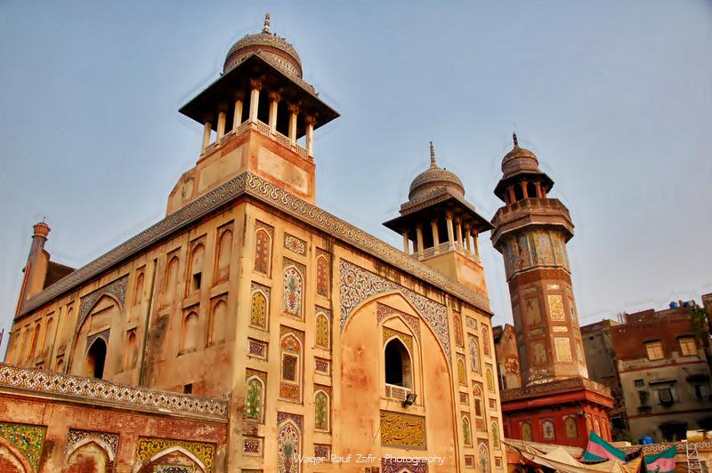 Wazir Khan Mosque – Lahore