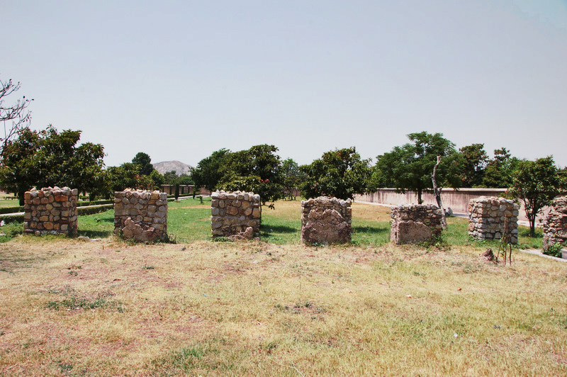 Wah Garden-A Symbol Of Mughal Empire
