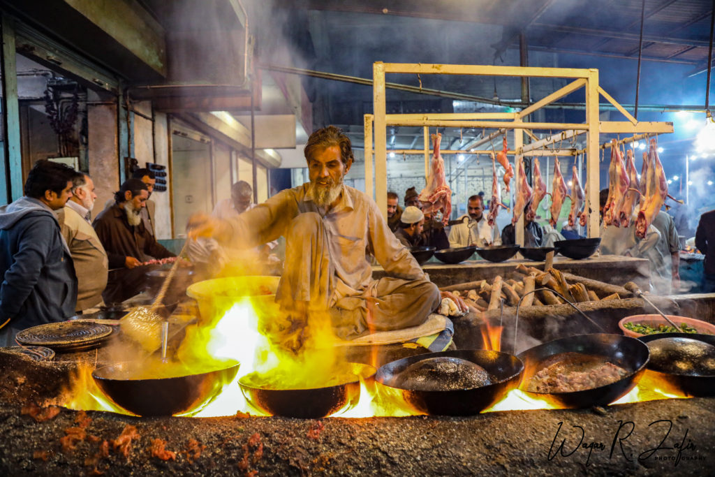 if you go to Hyderabad sindh, never forget to have famous mutton Karahi of Hala naka and be a good traveller