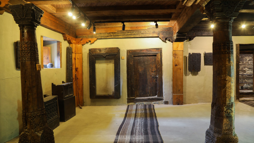 the internal view of shofar fort, Gilgit Baltistan, I captured this image as a true traveller