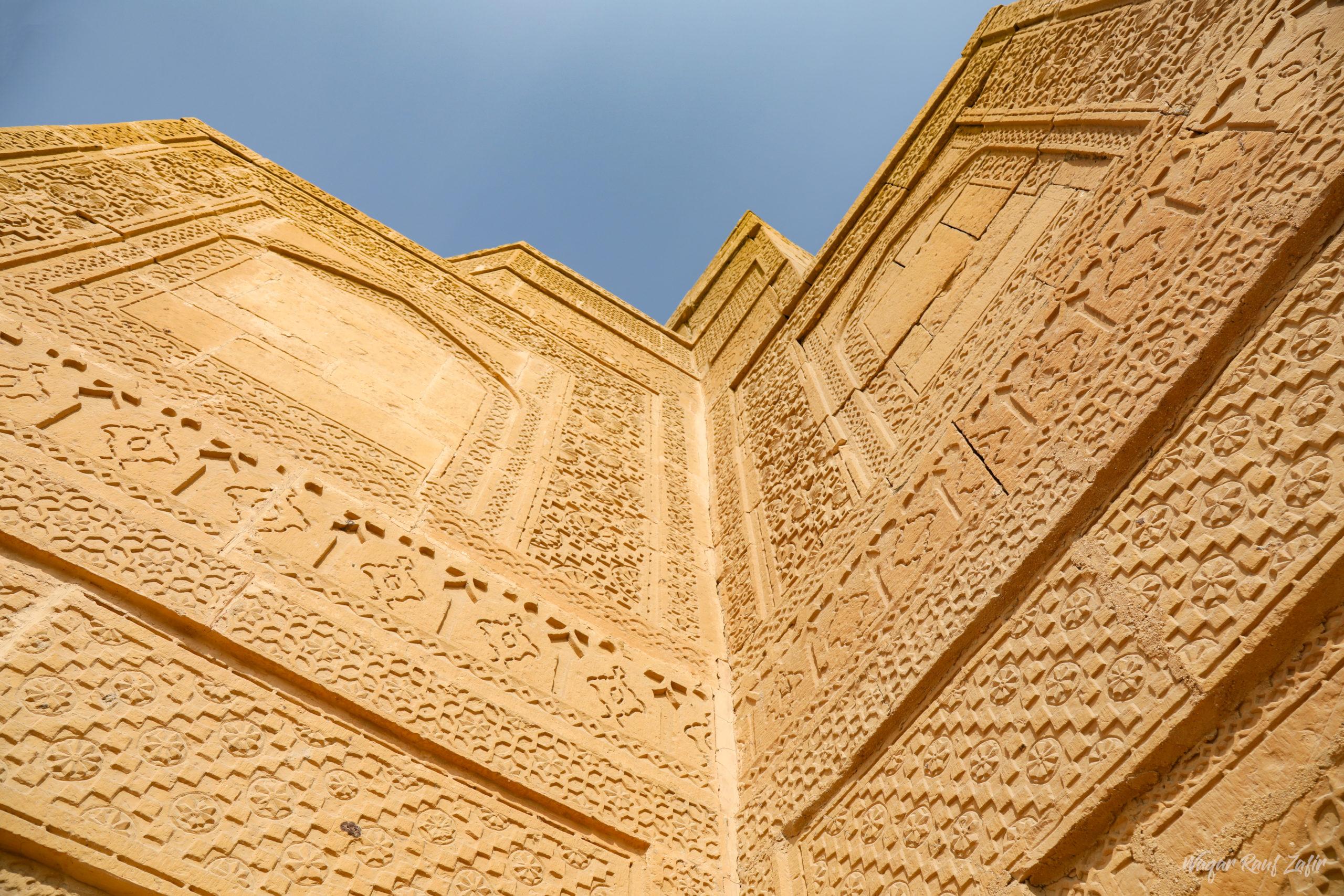 Makli Necropolis – مکلی قبرستان