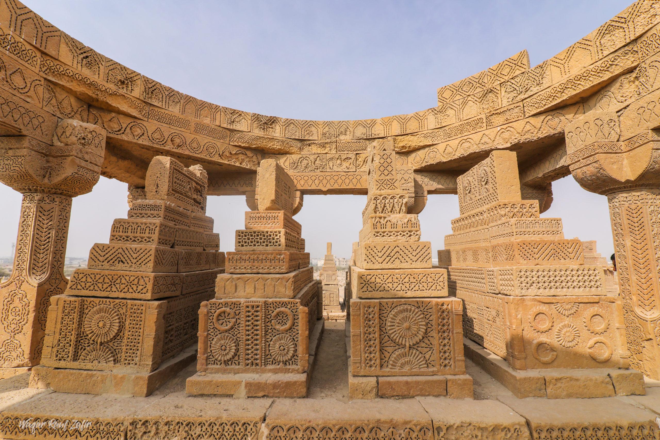 چوکنڈی قبرستان