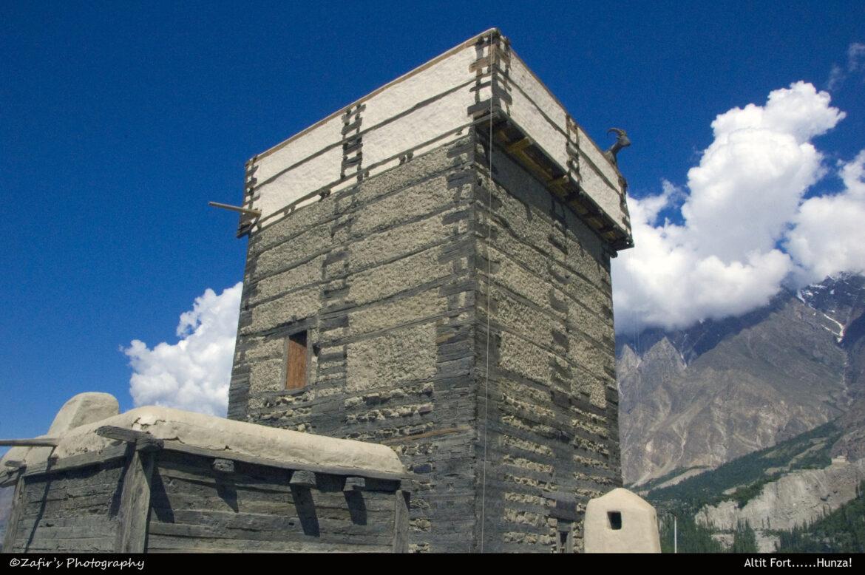 Altit Fort,Hunza -وادیٔ ھنزہ  اور قلعہ التت