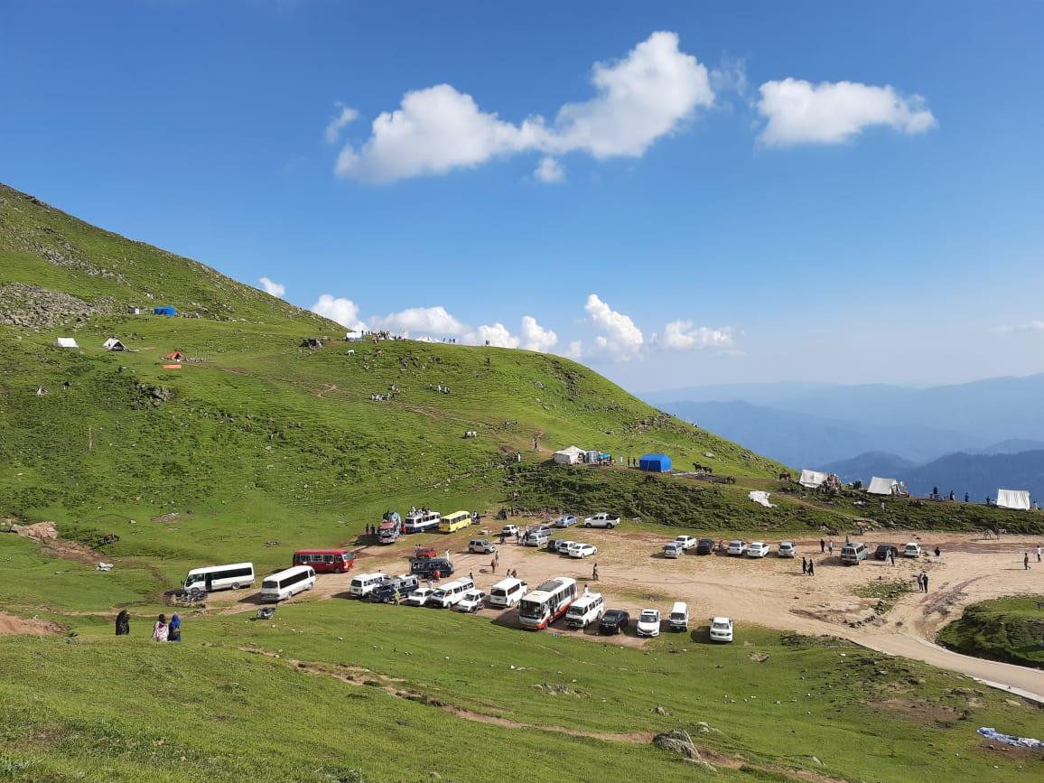 گنگا چوٹی آزاد کشمیر